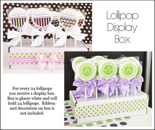 96 Chalkboard Wedding Personalized Lollipops Wedding Lollipop Favors