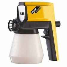Electric Spray Gun Pilot Airless Spray Gun (Gun- E 88) Spray in Window,Furniture