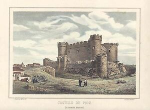 Espana-Guadalajara-Castle-Of-Pioz