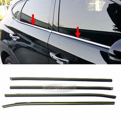 Genuine Hyundai 83220-2W000 Door Belt Weatherstrip Assembly