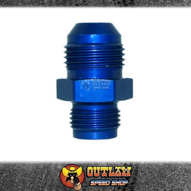 """SpeedFlow 8AN AN-8 Thread 5//8""""-18 Inv Power Steer,Fuel /& Oil Line Adapter 704-08"""