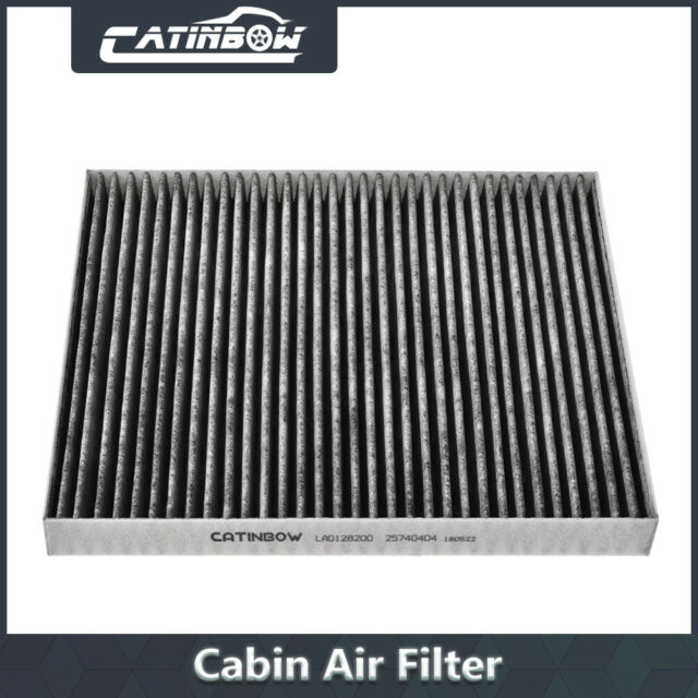 25740404 CARBON CABIN AIR FILTER CF10371 FOR CADILLAC
