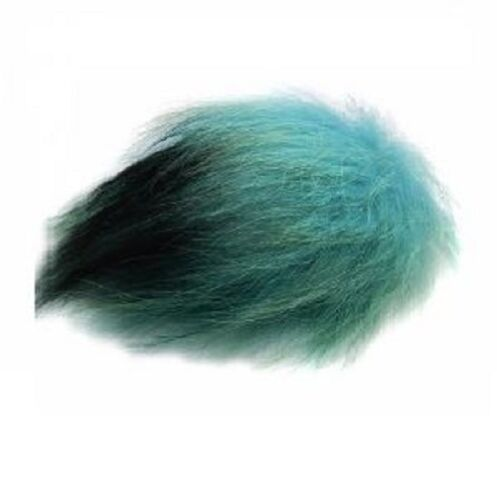 For Fly Tying ** 2018 Stocks ** Medium By Foxy Tails Racoon Dog Tail Piece