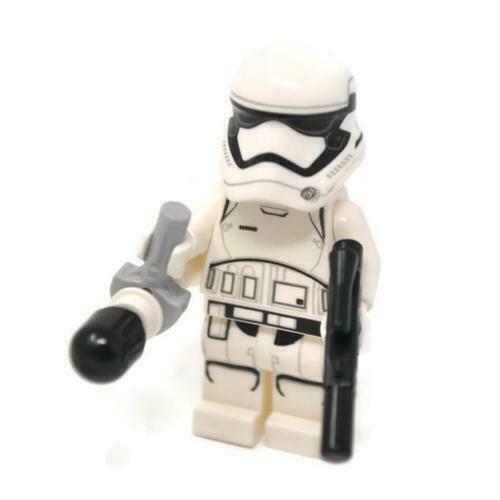 blaster nine new Lego minifigure star wars sw905 first order stormtrooper