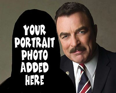 What Size Shoe Does Tom Selleck Wear.Your Picture On A Custom T Shirt With Tom Selleck Magnum P I Blue Bloods Ebay