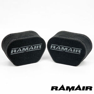 RAMAIR-PERFORMANCE-FOAM-SOCK-AIR-FILTERS-SUZUKI-GSXR750-88-1992