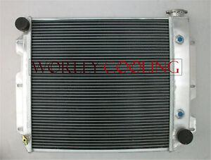Aluminum-Radiator-for-Jeep-Wrangler-TJ-YJ-V8-Conversion-87-95-97-02-3-Core