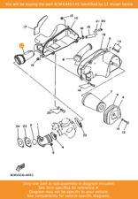 YB66 1997-1998 ZUMA YAMAHA NOS OEM 3VL-E4453-01-00 JOINT AIR CLEANER