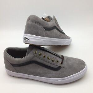 Blanco Gris Mte Old True Escarcha Hombre Skool Vans Zapatos xRWqO64wcT