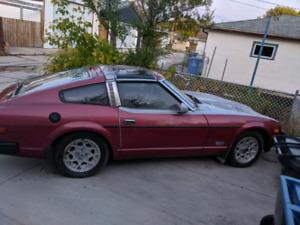 1981 Datsun 280zx Turbo