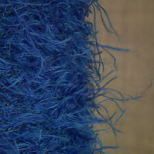 UNIQUE SOFT KID MOHAIR MERINO WOOL ROYAL BLUE 250g CONE 5 BALL DK DOUBLE YARN