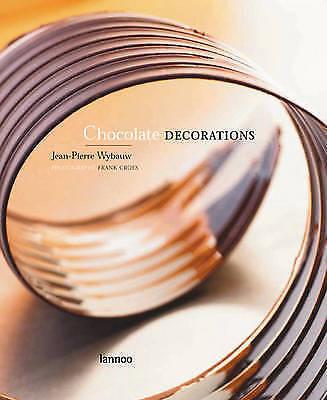 (Good)-Chocolate decorations (Hardcover)-Jean-Pierre Wybauw-9020968297