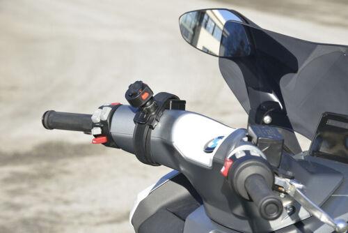 SCOOTER/MOTORINO COLLARE Mount con XL robusto supporto per 8 Samsung Galaxy Note