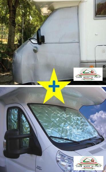 PROMOZIONE  Oscurante termico esterno  interno NRF Peugeot scatolaer 20062014