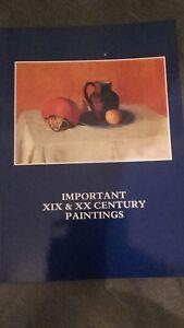 Revista-Importante-XIX-Y-Xx-Century-Pinturas-The-Lefevre-Gallery-1993-Tbe