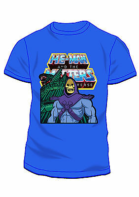 SKELETOR HE MAN MASTERS OF THE UNIVERSE CULT FUNNY T SHIRT