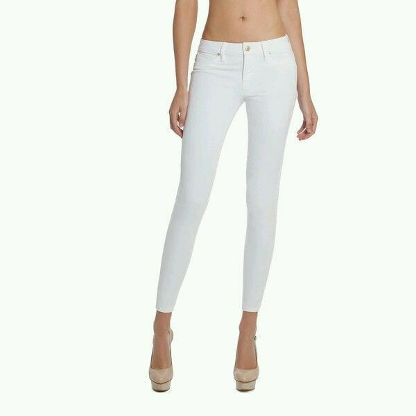 GUESS  The Skinny Jean No. 61 –Thrue White Wash