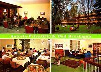 Bad Krozingen , Astoria Privatklinik , Ansichtskarte