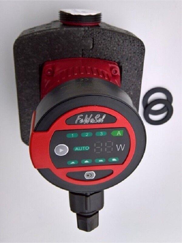 Hocheffizienzpumpe 4,5 oder 6Meter Heizungspumpe Heizungspumpe Heizungspumpe Solarpumpe 9dc806