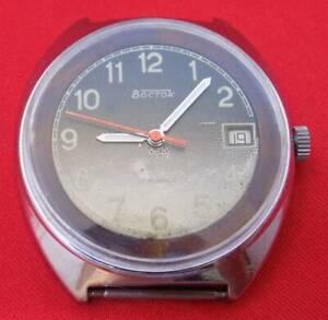 VOSTOK-BOCTOK-Original-USSR-CCCP-Russian-vintage-wrist-watch-mechanical-serviced