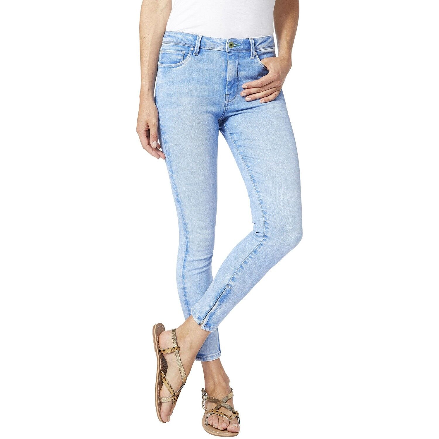 Pepe Jeans CHER HIGH blue