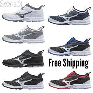 Mizuno Adultes Joueurs Trainer 2 Low Baseball Softball Shoes 320549-afficher Le Titre D'origine