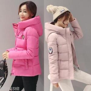 ba4ded689 2017 New Women  039 s short coat Fashion hooded down jacket warm ...
