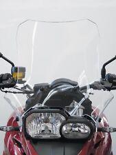 Windschild BMW F700 Verkleidungsscheibe Windshield Screen - tief- transparent