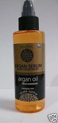 MOROCCAN ARGAN OIL SERUM SPRAY for all Hair Types 125ml Pure SHINE LONG-LASTING