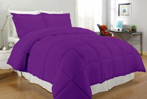 South Bay Microfiber Down Alternative Comforter Set Vibrant Fashion Colors