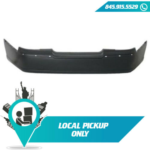 LOCAL PICKUP 2003-2011 FITS LINCOLN TOWN CAR REAR BUMPER COVER PRIMED FO1100342