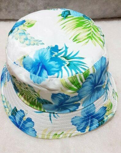 Unisex Cotton Adults Bucket Hat Summer Fishing Fisher Beach Festival Sun Cap