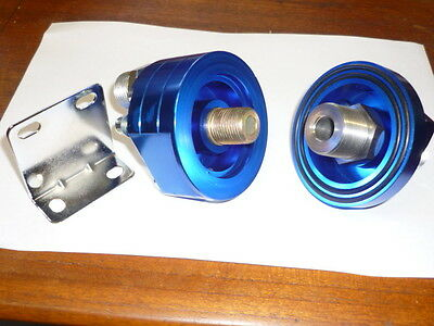 """Remote Oil Filter Adaptor JACKMASTER AN10 or AN8-3//4/"""" filter thread"""