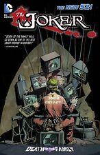 JOKER: DEATH OF THE FAMILY TPB BATMAN DC NEW 52