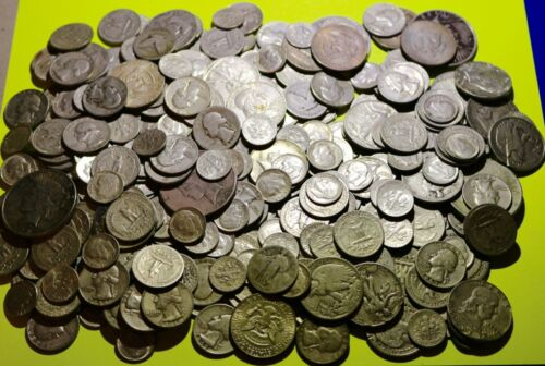 GOOD STUFF NOT JUNK SWEET DEAL,$1.75 FACE VALUE,ALL 90/% SILVER FREE SHIP/'N