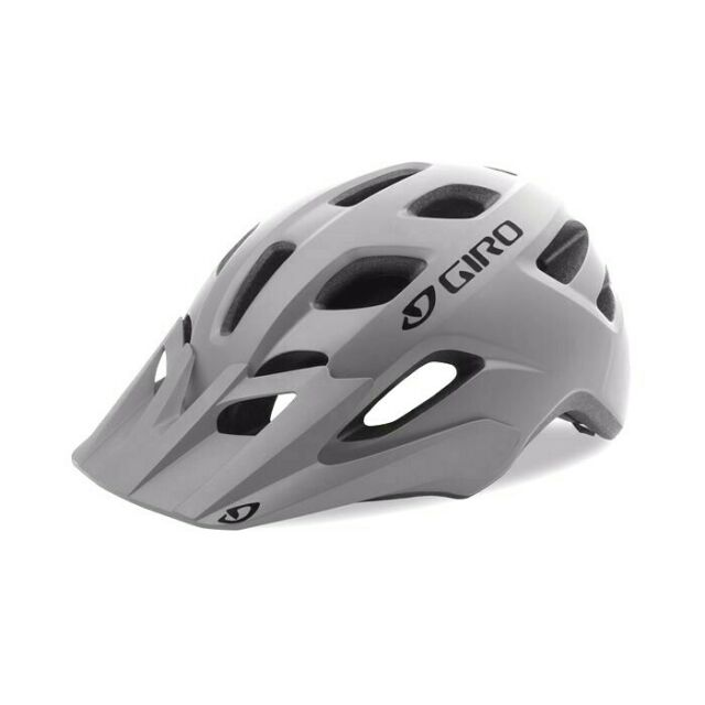 Giro - FIXTURE XL - MTB Bicycle Bike Helmet - Matte GREY - X-Large -