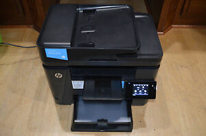 Details about Display HP LaserJet Pro M225DW Wireless All-In-One Laser  Printer Fax w/wrty $329