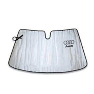 windshield sunshade uv sunshield audi oem zaw064360 ebay. Black Bedroom Furniture Sets. Home Design Ideas