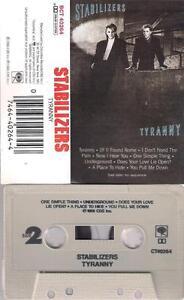 STABILIZERS-Tirannny-RARE-DIFICULT-cassette