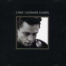 Cash: Ultimate Gospel by Johnny Cash (CD, Mar-2007, Columbia/Legacy)