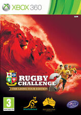 Xbox 360-Rugby Challenge 2-Los Leones Tour Edition (Xbox 360)