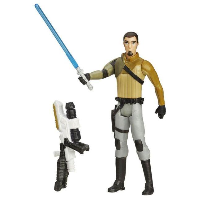 Star Wars Rebels KANAN JARRUS Desert Mission B4183 B3963 Action Figure Pack BNIB