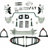 Mustang Ii 2 Ifs Front End Kit For 59-74 Ford Galaxie Stage 2 Standard Spindle on sale