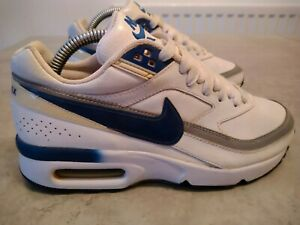 Details about VNTG NIKE AIR MAX BW CLASSIC OG UK 3 rave PERSIAN leather 180 97 87 90 95 VNDS