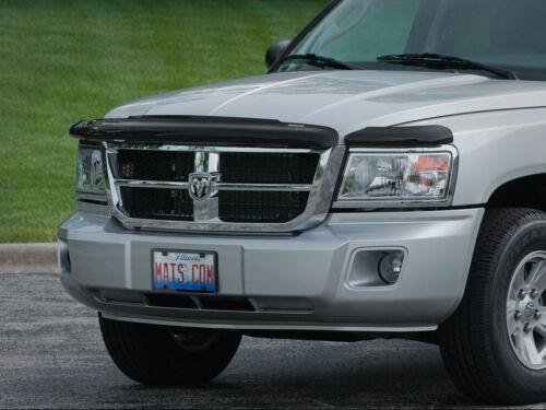 WeatherTech Stone /& Bug Deflector Hood Shield for Dodge Dakota 2008-2011