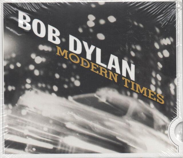 Bob Dylan Modern Times CD NEU Thunder on the Mountain Spirit on the Water