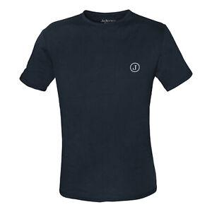 Pack-3-T-Shirt-Uomo-JECKERSON-Cotone-Bianco-e-Assortito
