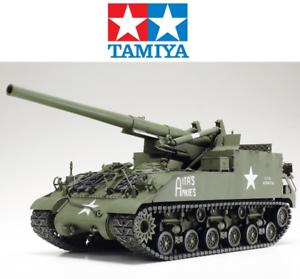 Tamiya 35351 US Self-Propelled 155mm Gun M40 Tank 1 35 Scale Kit
