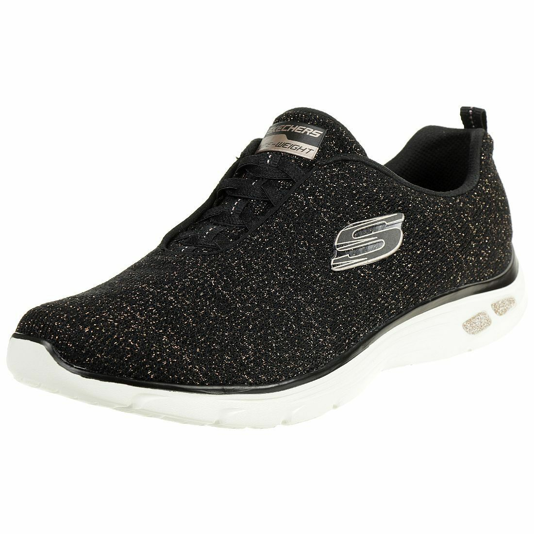 Skechers Relaxed Fit Empire D'Lux - - D'Lux Burn Bright Mujer Sneakers Air Cooled c80b11