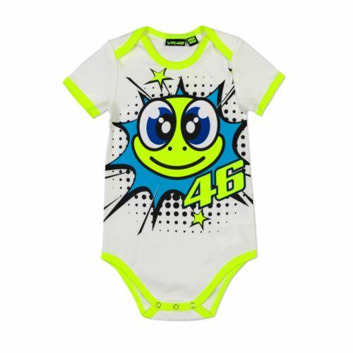 MotoGP Valentino Rossi Pop Art Turtle Baby Bodysuit2019 Season